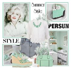 """""""Persun9"""" by sneky ❤ liked on Polyvore featuring mode, Paloma Barceló, Karen Kane et Guerlain"""