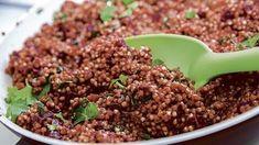 Mínus 3 kilá za týždeň? Zvládnete to s pohánkou! Quinoa, Acai Bowl, Creme, Grains, Healthy Eating, Tasty, Beef, Vegetables, Breakfast