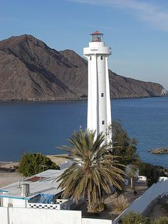 San Felipe Lighthouse, San Felipe, Baja California, Mexico