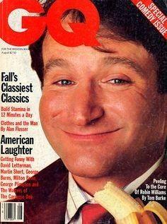 Robin Williams - August 11, 2014, Robin Williams, Oscar-Winning Comedian, Dies at 63