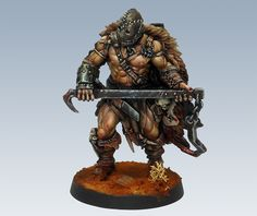 Miniature painted by Angel Giraldez (note that figures come unpainted).