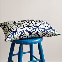 blue coral at west elm