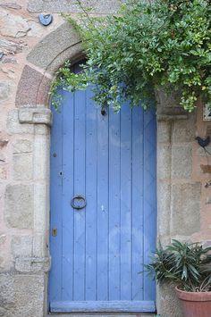 pale blue #doors