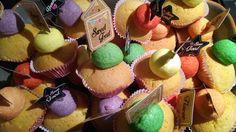 Cupcakes marsmallow traktatie kleuter