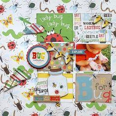 Boys+and+their+Bugs - Scrapbook.com
