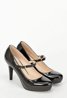 Perly Schuhe in Black - günstig kaufen bei JustFab