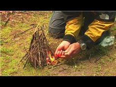 Wilderness Survival Tips : How to Make Fire - http://prepping.fivedollararmy.com/uncategorized/wilderness-survival-tips-how-to-make-fire/