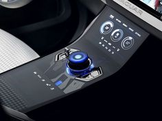 Adaptive digital controls. | 12 Car Technologies That Are Ridiculously Awesome
