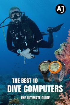 The Best Dive Computers