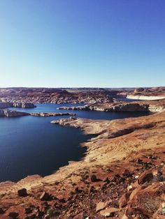 Lake Powell, CA  #lake #powell #water ##colorado #river #grandcanyon