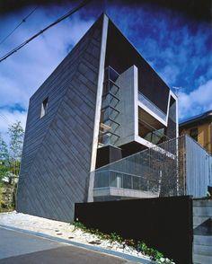 Trapezoid by Shogo Aratani Architect & Associates