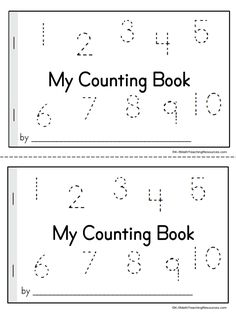 Kindergarten Number Centers, Games and Math Read Alouds aligned with State Standards. Kindergarten Freebies, Kindergarten Math Activities, Numbers Kindergarten, Numbers Preschool, Preschool Curriculum, Teaching Math, Preschool Activities, Teaching Numbers, Maths