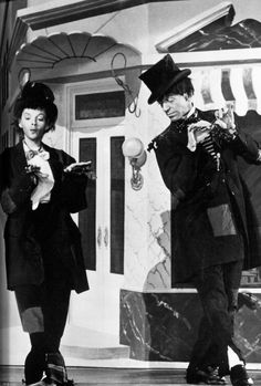 Judy Garland and Fred Astaire in 'Easter Parade' 1948