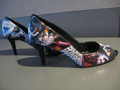 Love - heels and star wars