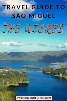 A relatively new travel destination, the Azores islands are part of Portugal, but with a culture and landscape all their own. As the largest island, there are lots of amazing things to do on São Miguel. This São Miguel travel guide covers Ponta Delgada, Furnas, and Sete Cidades, plus tips on where to stay, what to eat, and how to get around. #azores #portugal #azoresislands #saomiguel