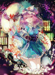 Manga Girl, Anime Art Girl, Kawaii Girl, Kawaii Anime, Anime Fantasy, Fantasy Art, Touhou Anime, Character Illustration, Illustration Art