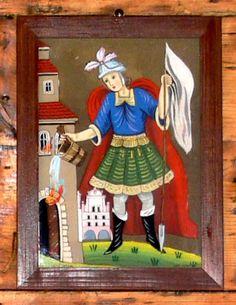 Saint Tobias Schutzpatron
