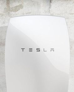 The Tesla Powerwall a rechargeable lithium ion home battery