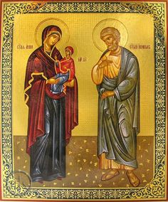 Saints Anna and Joachim
