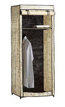 Szafa DAMHUS 60x150cm kremowa | JYSK gł. 46 cm, 45 PLN