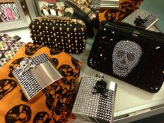 I WANT IT!!!  Fabulous accessories! http://www.girliciousinc.com/ #purses #headwraps #flasks #scarves #sportsbling #giftcertificates #fashion #design #accessories #cross #girlsrock #bags #princess #SKULLS #ROCK #PUNK