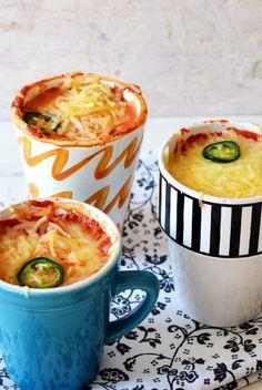 Zet je mok lasagne ongeveer twee minuten in de magnetron (afhankelijk van de. Vanaf nu is het over en uit met de kant-en-klare lasagnes