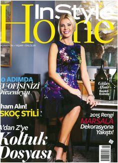 #Sevimlimimarlik in the January issue of #InstyleHome #Turkey #interiors #icmimari