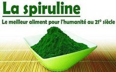Les bienfaits de la spiruline 9 vertus d'une algue bleue miraculeuse