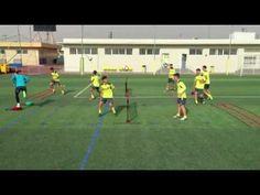 Calentar futbol tenis + coordi:propio VILLAREAL