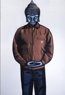 Sean Alexander's Workwear Buddha