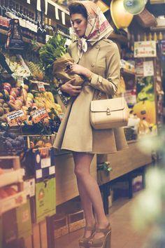 Fashion Editorial by Stefan Giftthaler on Behance