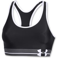 0bbd07362bc46 Under Armour Heatgear Alpha Sports Bra (160 VEF) ❤ liked on Polyvore  Clothing