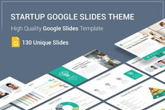 Startup Google Slides Theme Template reduces your work by supplying templates designed with busy entrepreneurs in mind. With 130 fully editable slides, the Pitch Deck Bundle provides you with the template you need to deliver a strong pitch...