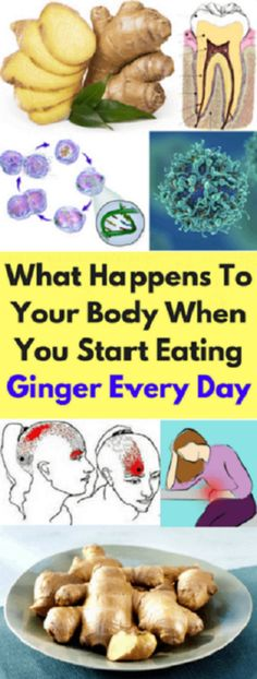 If You Start Eat Everyday Ginger This Is What Will Happend To Your Body! #IfYouStartEatEverydayGingerThisIsWhatWillHappendToYourBody!