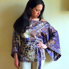 Spring top sewalong 2012 sewing tutorial
