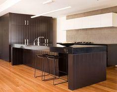Beach Road Black Rock - John Matyas Architects #modern #kitchen