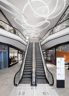 Gerber Shopping Mall – Stuttgart / 2011–2014 Ippolito Fleitz Group GmbH identity architects