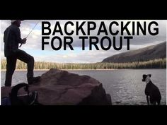 Ultralight Backpacking For Trout / Hammock Camping / Hiking  / Folding F...