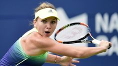 No. 2 seed Simona Halep, unseeded Belinda Bencic advance @rogerscup in Toronto: http://on.si.com/1L9tPb3 #WTA