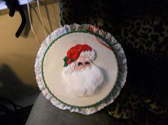 OOAK handmade decorative christmas wreath by EMTWTT on Etsy, $18.99