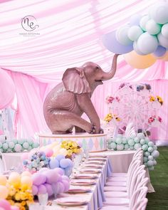 It's all in the details 👌🏻 Event planner/design/concept . Carnival Birthday Parties, Circus Birthday, Circus Party, Birthday Party Decorations, Birthday Ideas, Baby Party, Baby Shower Parties, Baby Shower Themes, Baby Shower Decorations