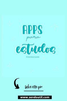 Mini Pinscher, Material Didático, Study Organization, Instagram Blog, Useful Life Hacks, Internet, Lettering, App, School