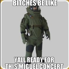 gotta be prepared!
