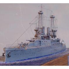 USS Michigan BB27 1918 Kit by Keith Bender 1/350 Scale Resin Model Ship Kit Scale Model Ships, Scale Models, Model Ship Kits, Ottoman Empire, Battleship, Sailing Ships, Michigan, Boat, Resin