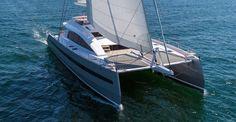 JFA Yachts présent au Salon International du Multicoque