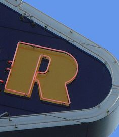 The Letter R by sueism1, via Flickr