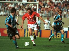 """Lúcio"" Lucimar Ferreira da Silva, Sport Club Internacional (1998–2000, 49 apps, 6 goals)"