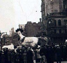 Macys Thanksgiving Day Parade, ca 1930