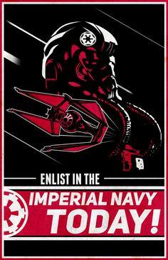 Imperial Navy Propaganda Poster