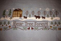 Bear Tree Forest